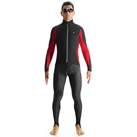 assos iJ.haBu Jacket Men Red Swiss